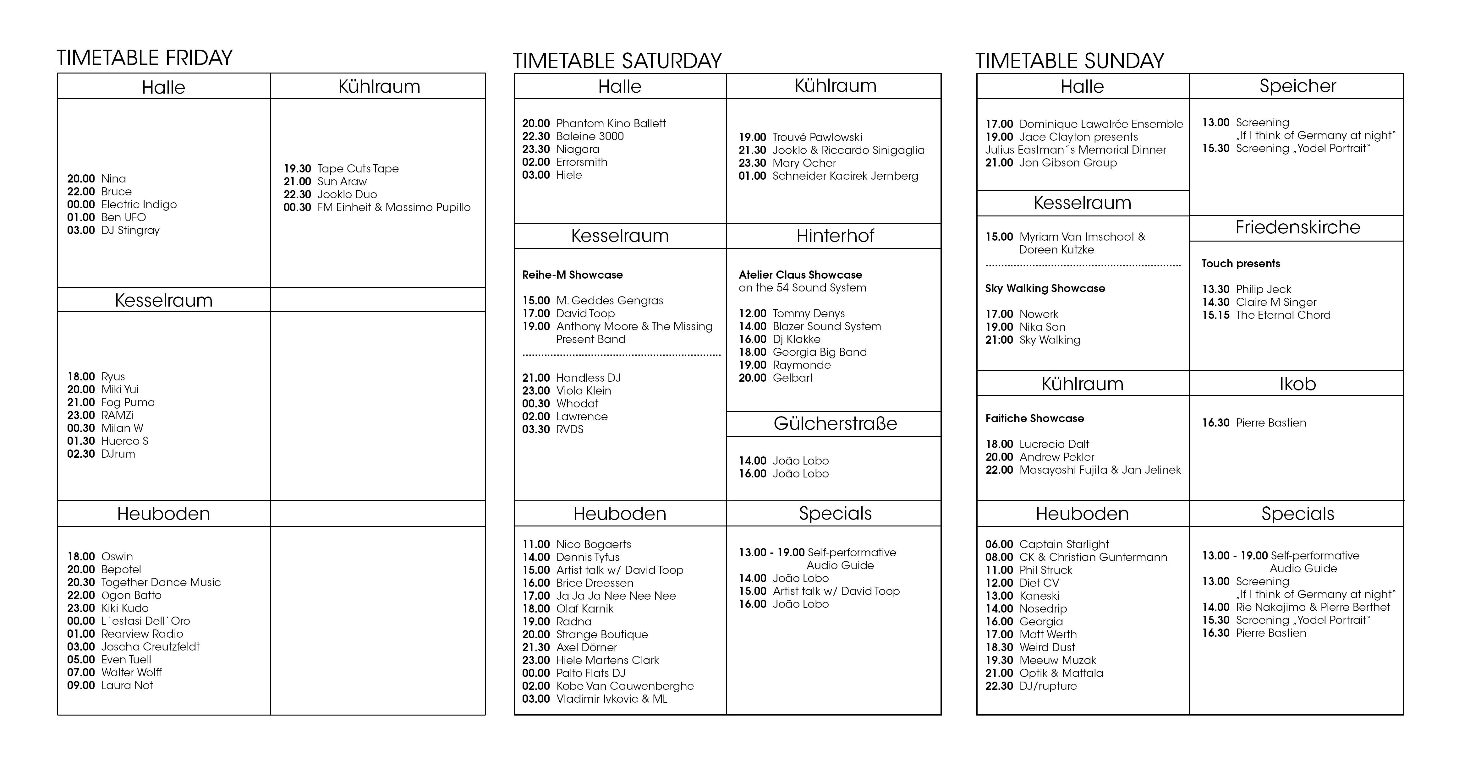 Timetable2017-2