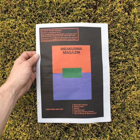 Meakusma-Magazin